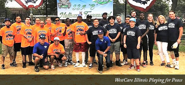 WestCare Illinois Playing for Peace