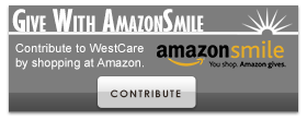 Donate To WestCare by Shopping at Amazon